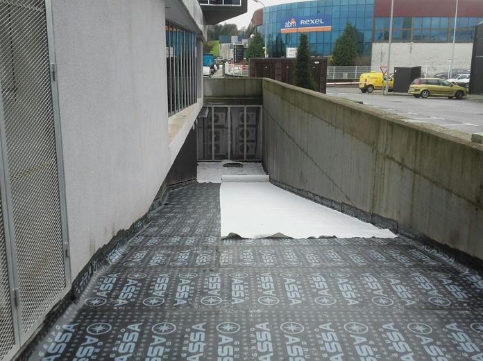 impermeabilizacion con tela asfaltica gijon