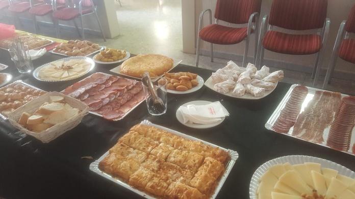 Raciones: Especialidades de Cafetería Restaurante El Casino