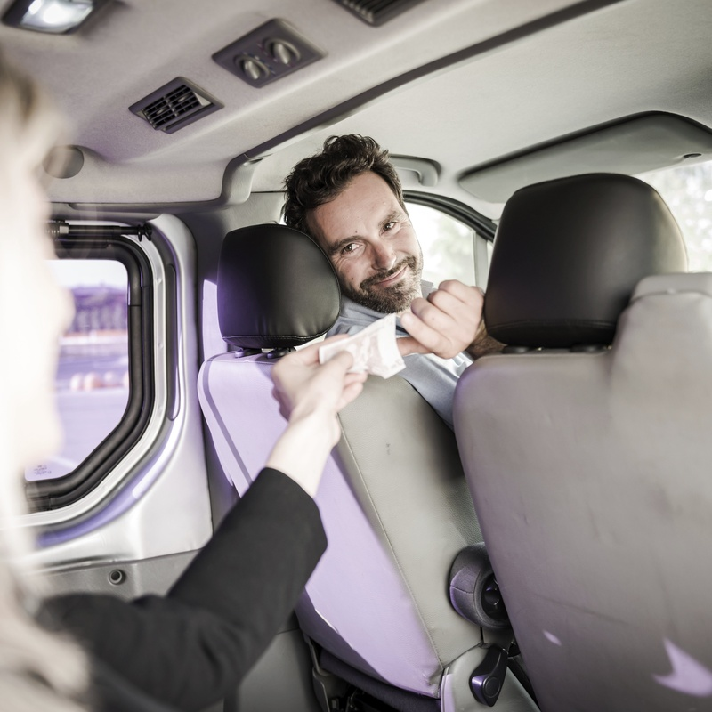 Servicio de espera: Servicios de Coop. Taxis Denia 965 786 565