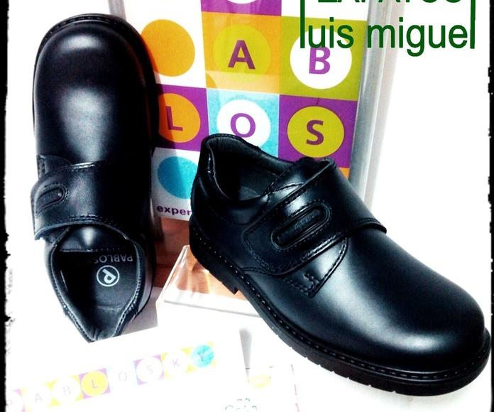 zapato pablosky colegial: Catalogo de productos de Zapatos Luis Miguel