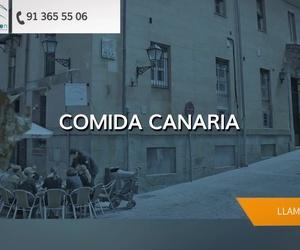 Cocina canaria en Madrid centro | El Escaldón