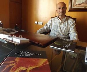 Dr. Lobatón, especialista en pediatría alérgica