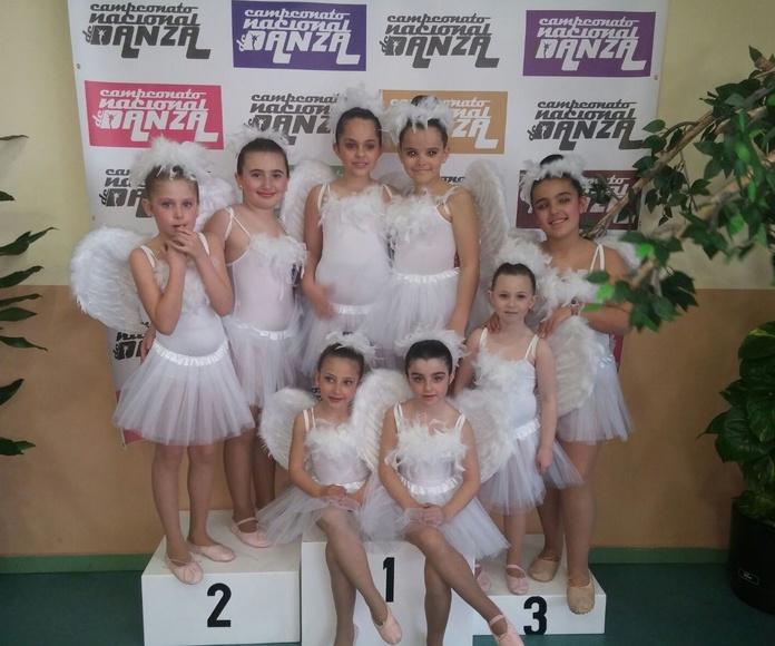Concurso Nacional de Danza 2016 E.I Pequeñajos III