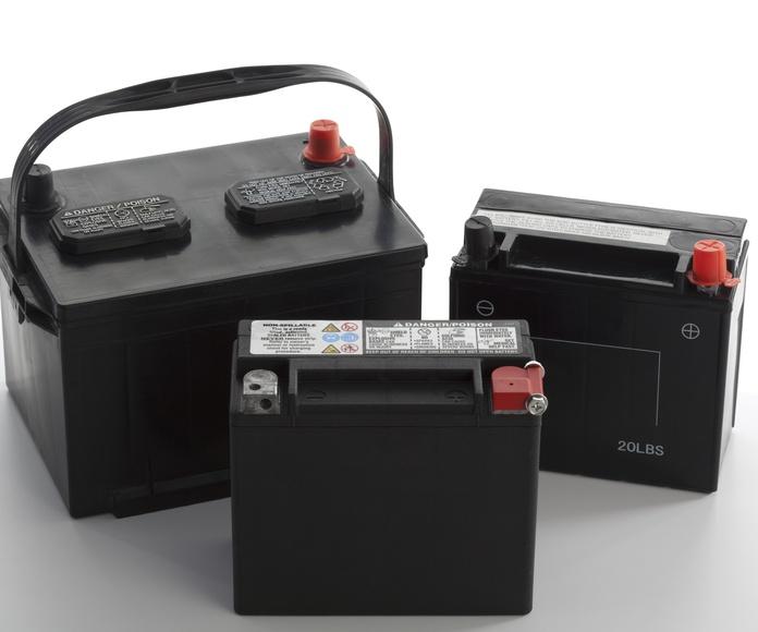 Baterías: Servicios de Mecánica Torreauto