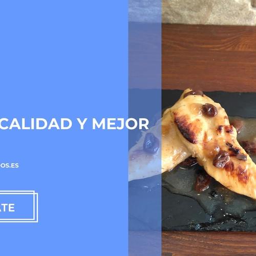 Productos congelados en Cádiz | Congelados Disel