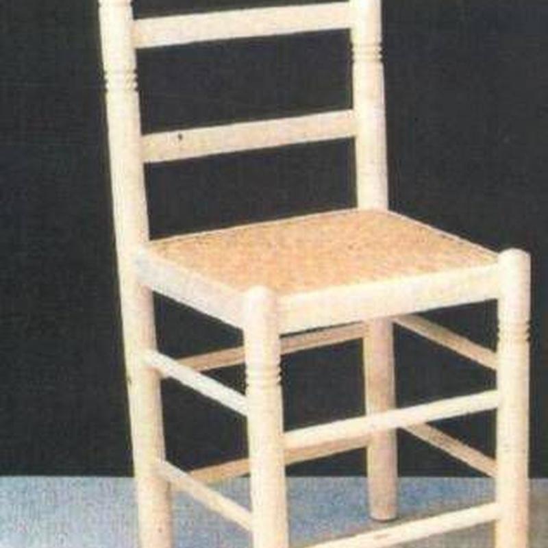 Mesas y sillas: Productos y materias primas de Estilo 2 Bambú, S.L.
