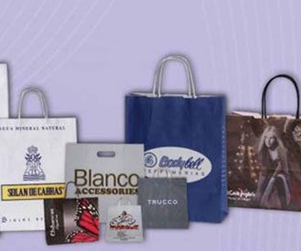 Tipos de bolsas de papel según tu negocio