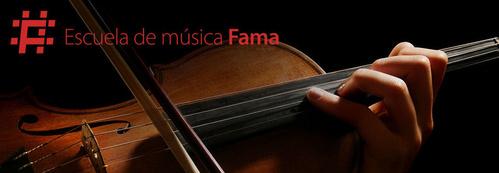 MUSICA Escuela de Música Fama MADRID http://www.escuelamusicafama.es/es/
