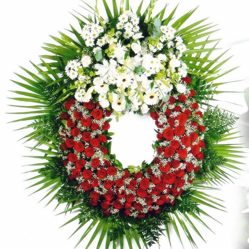 Corona Rosas: Servicios de Floristería Contreras