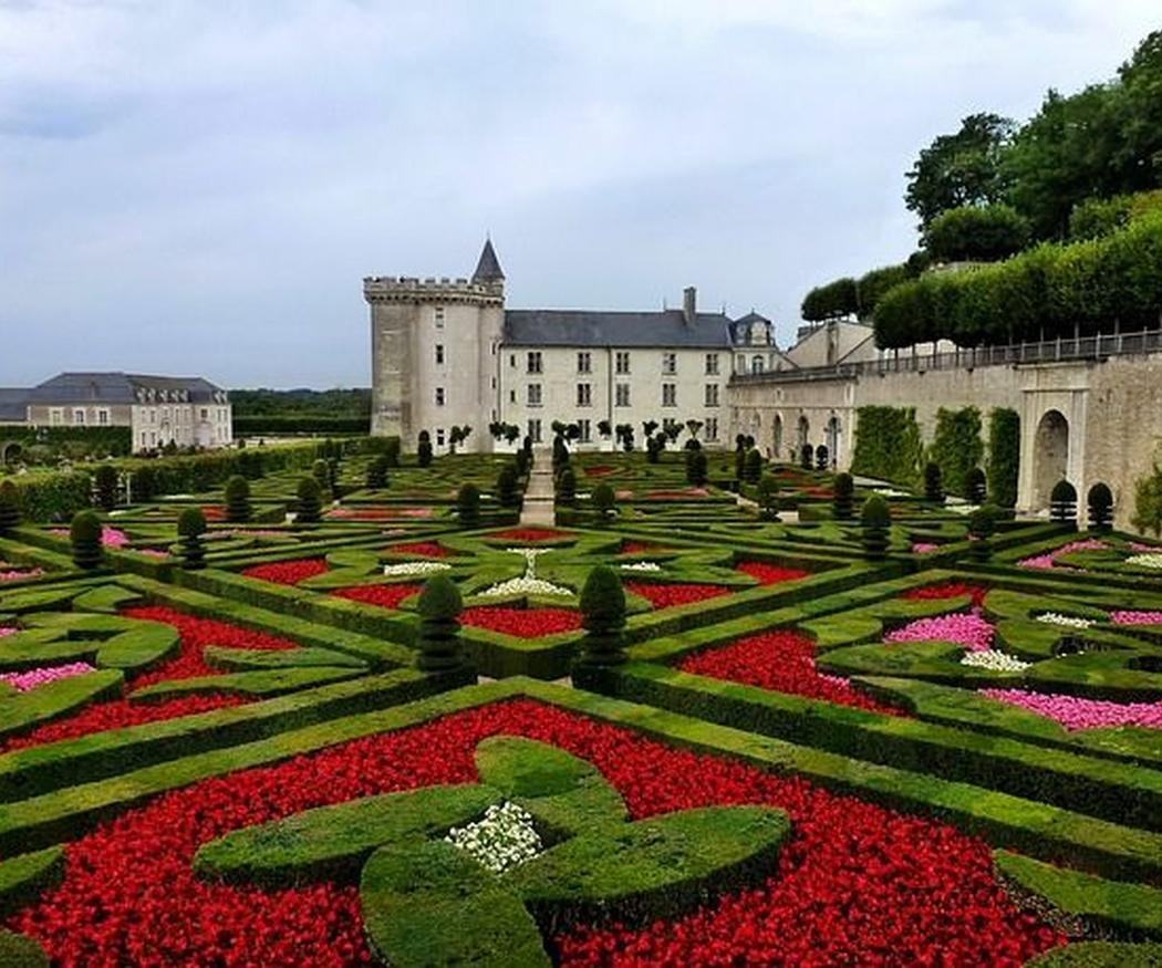 Breve historia de los jardines