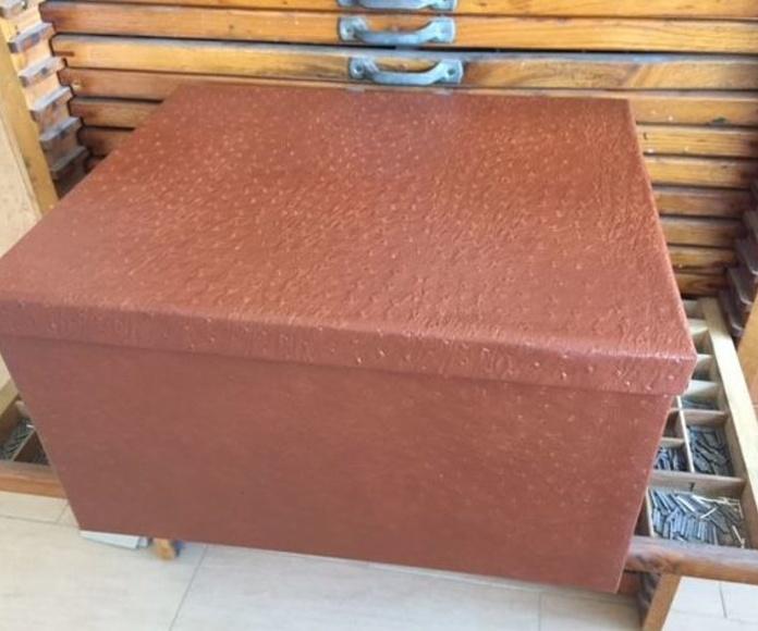 Caja para armario: Catálogo de Cartonajes A. Tolosa, S.L.