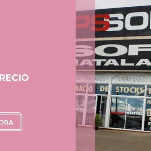 Tiendas de sofás en Vilafranca: Pssofás
