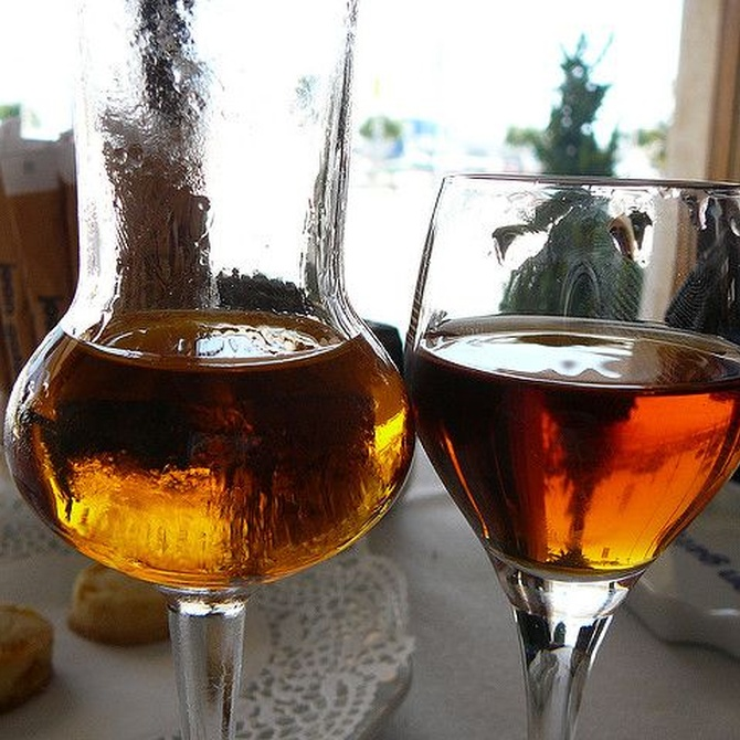 Los beneficios del brandy para la salud