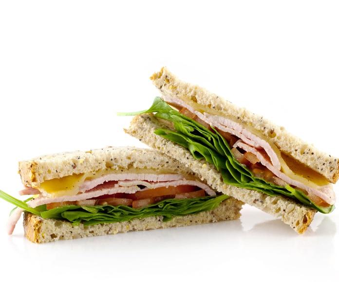 Sándwiches: Nuestros platos de Cafetería Montesa