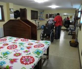 Tipos de estancias : Productos y Servicios  de Residencia Puentevea