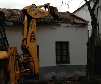 Suministro de áridos en Madrid: Servicios de Movimientos de Tierra Ercon