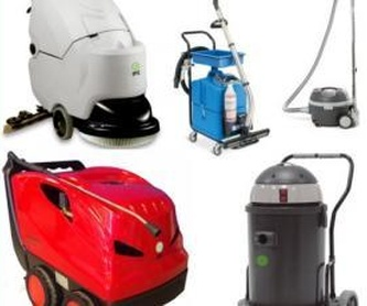 Limpieza de garajes: Servicios de SERVICIOS DE LIMPIEZA