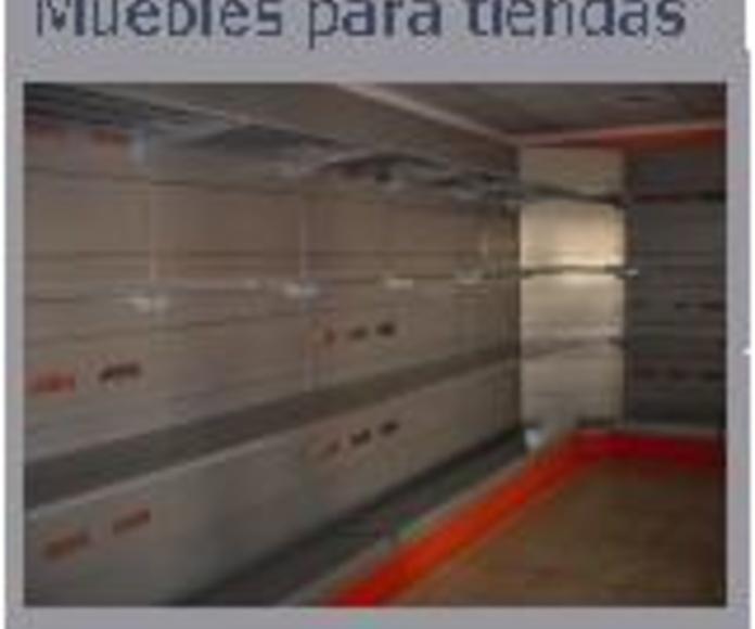 Mobiliario paraTiendas