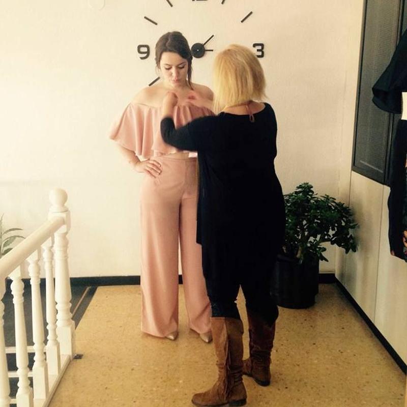 Transformación de vestuario: Servicios de Atelier de Costura Miley