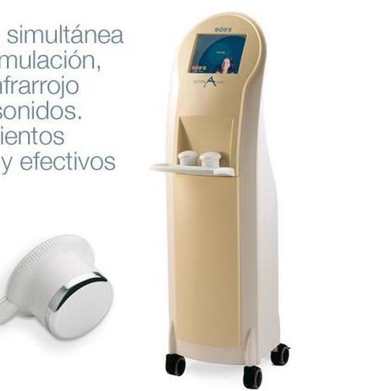Termoestimulación: Tratamientos  de Centro de Belleza Patricia Granda