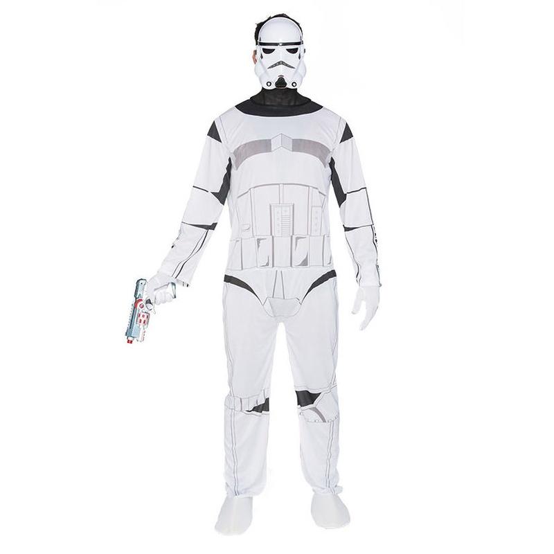 Disfraz soldado espacial