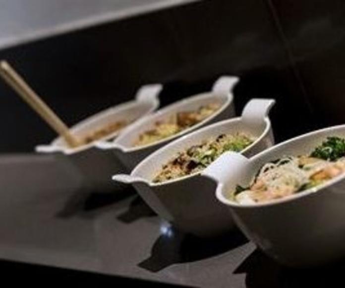 Especialidades: Carta de Platos de Restaurante Little Thai
