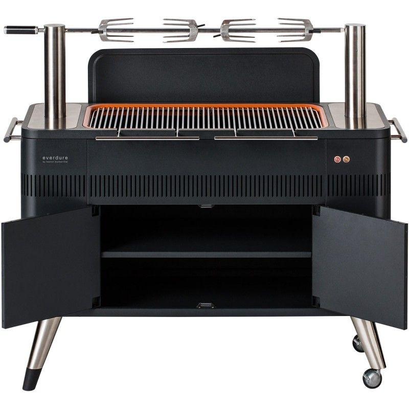 Barbacoa de carbón HUB®: Productos de Mk Toldos