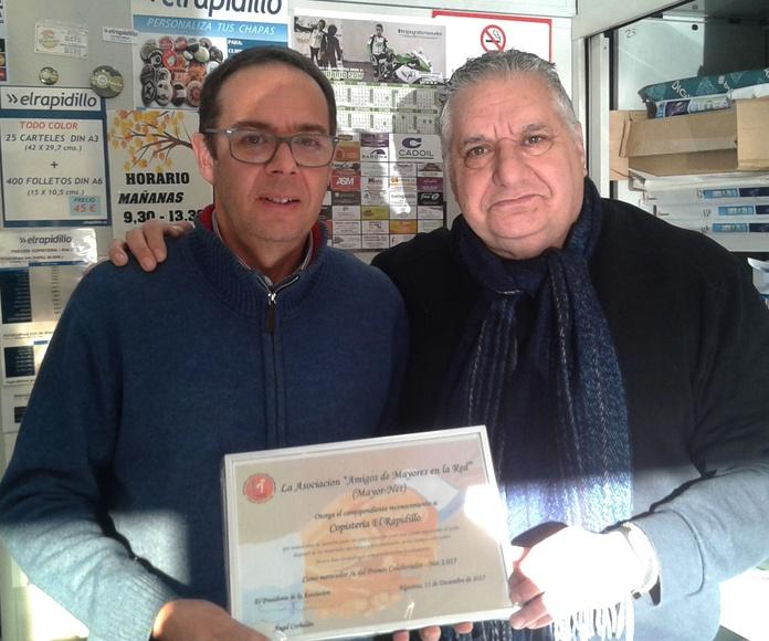 Premios Mayor-Net 2017