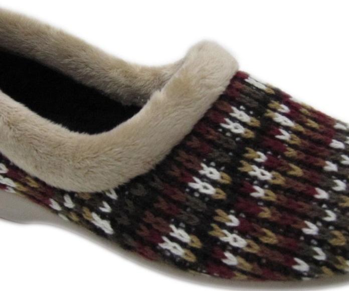 Zapatillas de estar por casa para mujer