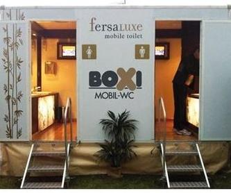 De movilidad reducida: Catálogo de Boxi Balears