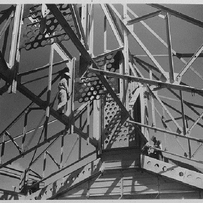 Uso del acero para estructuras metálicas