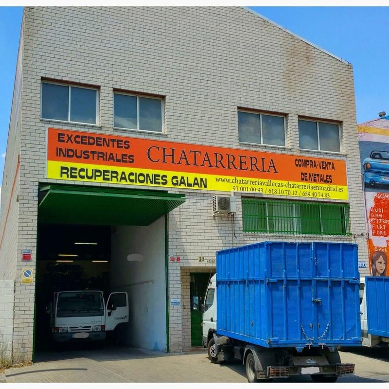 Transporte: Servicios de Recuperaciones Rivas