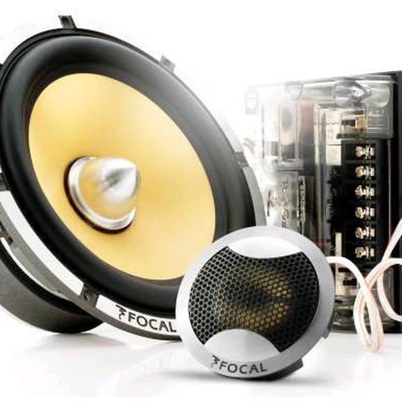 Car Audio - Equipos de sonido: Productos de Sonivac