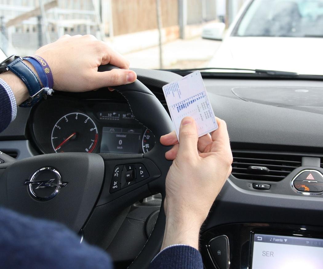 Duración del permiso de conducir