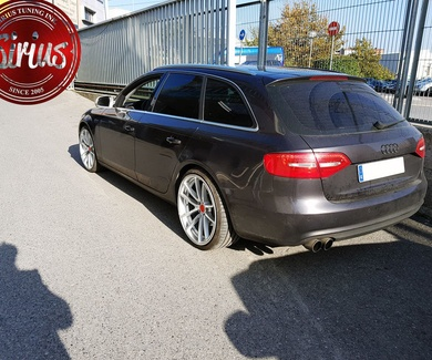 Audi A4 - Rotiform SPF