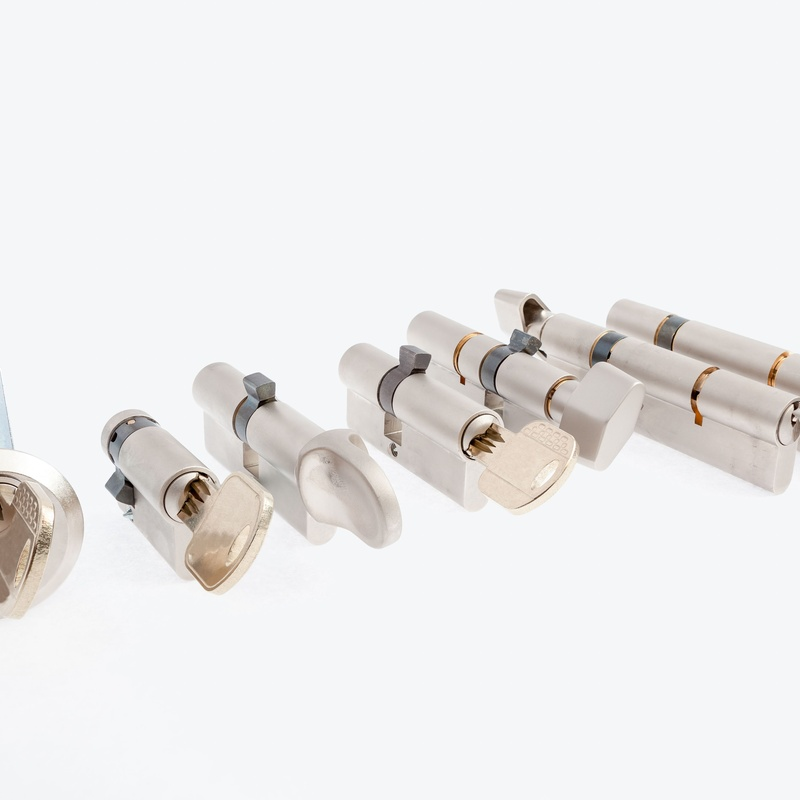 Venta, instalación y reparación de cilindros de alta seguridad: Servicios de Astura