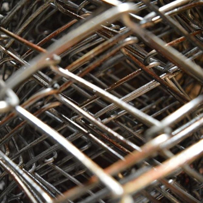 Tipos de mallas metálicas