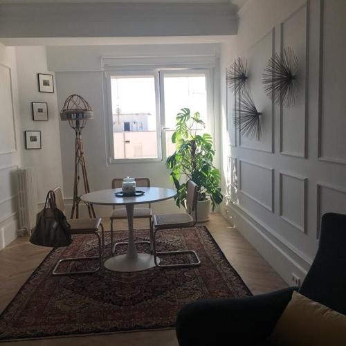 Reforma integral de vivienda en barrio de Salamanca, Madrid