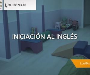 Escuela infantil en Fuencarral, Madrid | E.I. Pequeños Gigantes