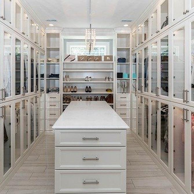 Consejos para organizar tu armario fácilmente
