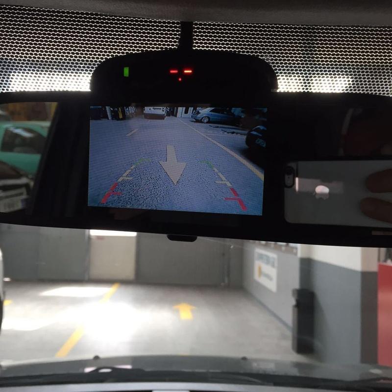 Sensor de aparcamiento : Servicios de Chapistería Gil, S.L.