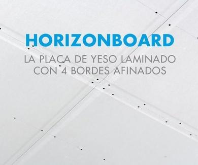 Placa Knauf Horizonboard