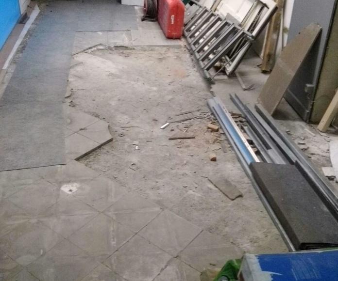 Rehabilitación de fachada en la calle Balmes de Badalona EscríbenosTe Llamamos