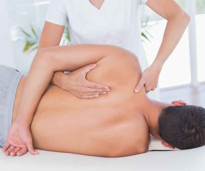 Osteopatía: Servicios de Clinika Physion
