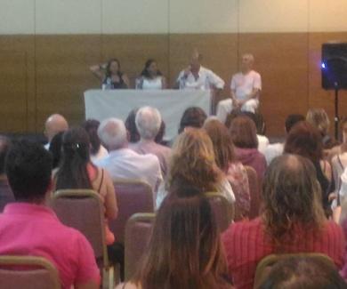Conferencia 'Presente y futuro de Biodanza'. XII Encuentro Nacional de Biodanza 2017 en Sevilla.