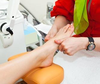Nuestras Clínicas : Servicios de Clínica del pie Cavaleri