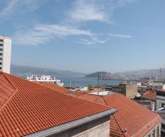Edificio en el Casco Vello de Vigo: Inmuebles de Céltico Inmobiliaria