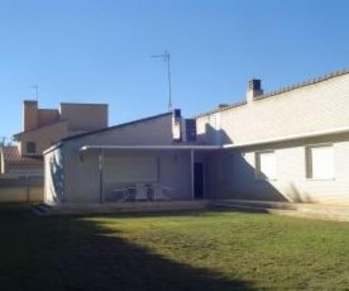Urbanización Torrebarajas II: Inmuebles de Fincas Goya