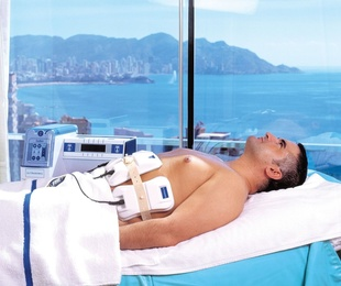 Electroterapia estética