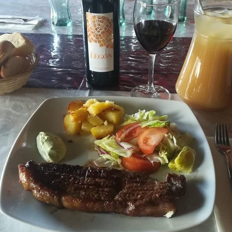 Para picar: Carta de Restaurante Casa Elías